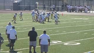 LA Rams Edward Rivera Jr  vs  Compton Seahawks/So Cal Trojans 10U