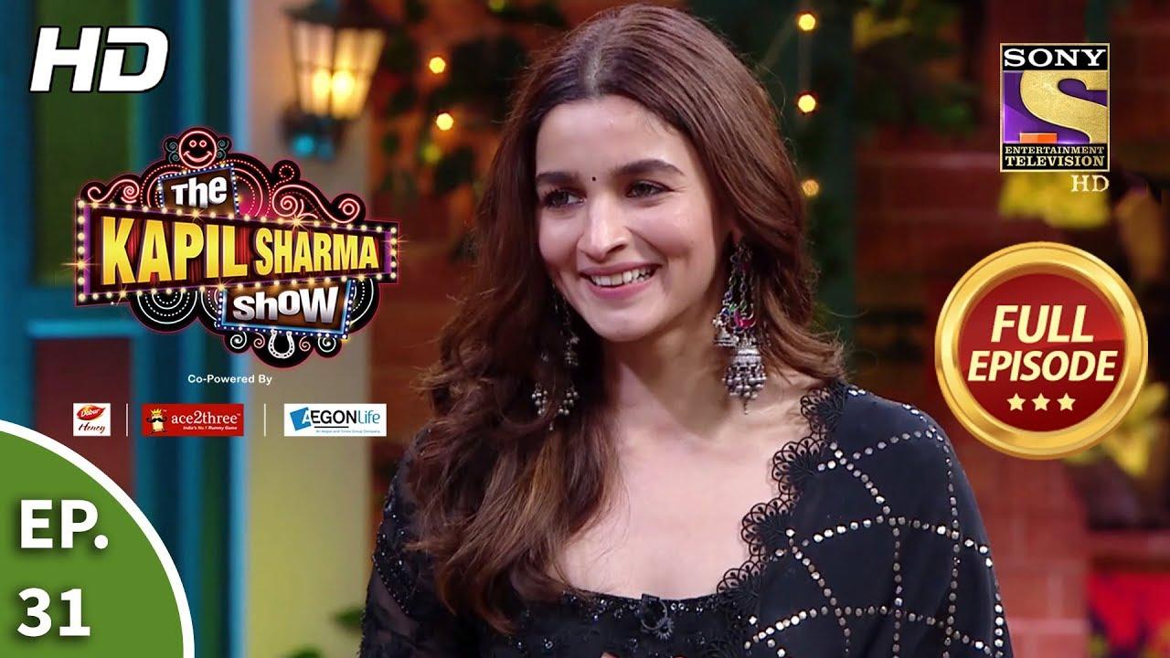 Download The Kapil Sharma Show Season 2-दी कपिल शर्मा शो सीज़न 2-Ep 31-The Star Cast Of Kalank-13th April 2019