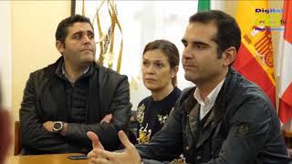 El Alcalde visita el barrio de Ciudad Jardín de Almería
