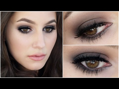 The Little Black Dress of Makeup - Smokey Eye Tutorial thumbnail