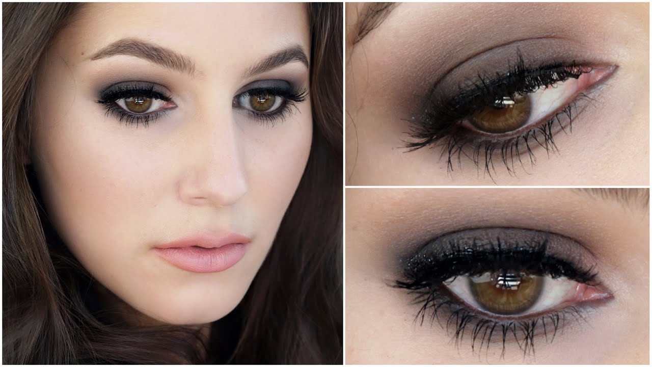 The Little Black Dress Of Makeup Smokey Eye Tutorial