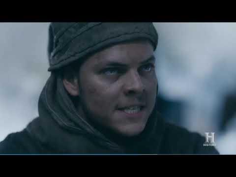 Vikings - One Of Ivar's Soldiers Gets Killed [Season 6 Official Scene] (6x01) [HD]
