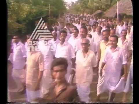 Kerala Congress (M) Splits  Asianet News Archives video