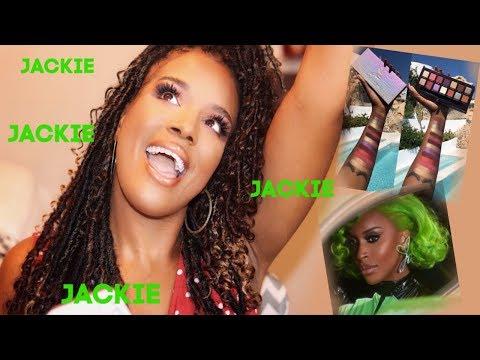 IM CALLING YOU OUT JACKIE!!!! Jackie Aina x Anastasia Beverly Hiils Palette thumbnail