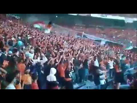 MAJULAH PERSIJA!!! ultras Persija kompak