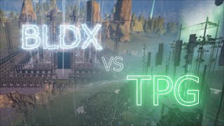 THE WAR OF ARK´S TWO BIGGEST MEGATRIBES | TPG VS BLDX | ARK Official PvP