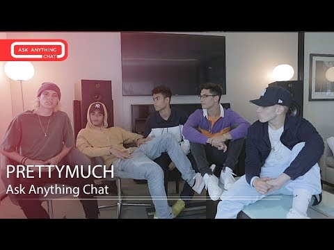 PRETTYMUCH Tell One Another What They Love About Each Other. Watch Part 2