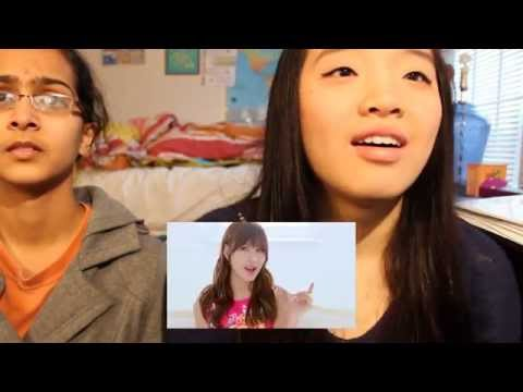 "Apink ""MR. CHU""- Reaction Video with my Non-Kpop Fan Friend!!!!"