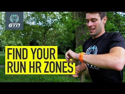 How To Find Your Running Heart Rate Zones | Triathlon Training Explained
