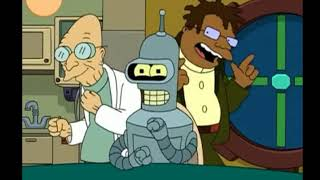 Dont worry be happy- futurama