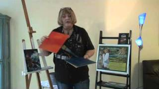 Tips & Tricks with Ginger Cook - The Importance of an Underpainting