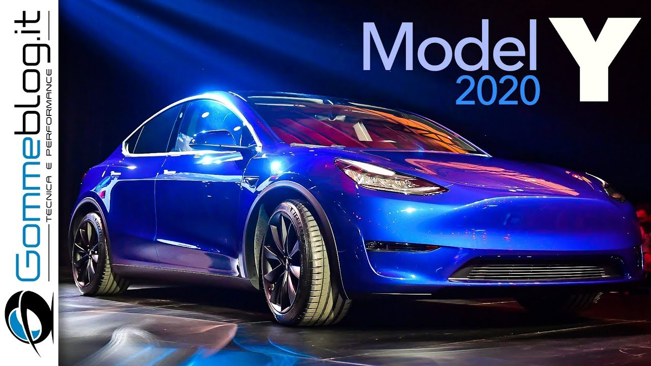 2020 tesla model y  world premiereelon musk  youtube