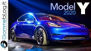 2020 Tesla Model Y - World Premiere By Elon Musk