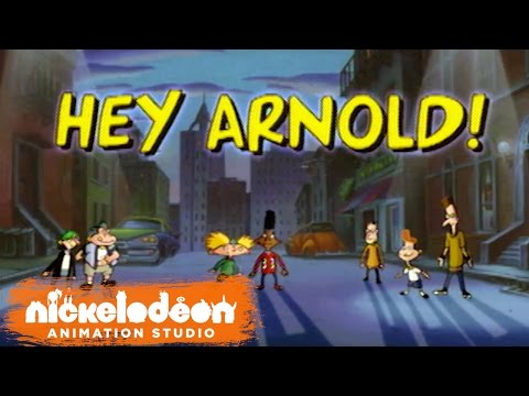 """Hey Arnold!"" Theme Song (HQ) 