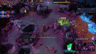 Speedrun - Heroes of the Storm: Escape from Braxis HEROIC :: 6 min 2 sec