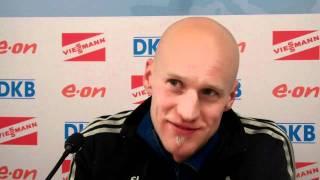 Carl Johan Bergman Wins Östersund Sprint