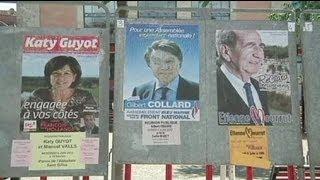 انتخابات تشريعية ساخنة في فرنسا