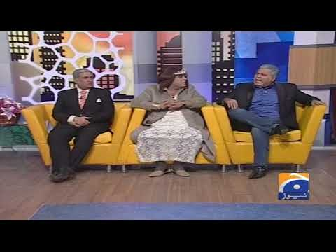 Khabarnaak - 10 November 2017 - Geo News