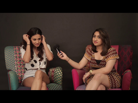 Disha Patani Interview | Team MissMalini