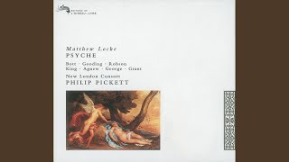 Locke: Psyche - By Matthew Locke. Edited P. Pickett. - Symphony at the descending of Cupid,...
