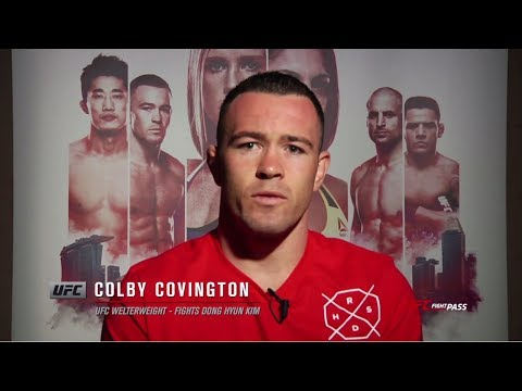Colby Covington - DHK Isn't Ready for Me