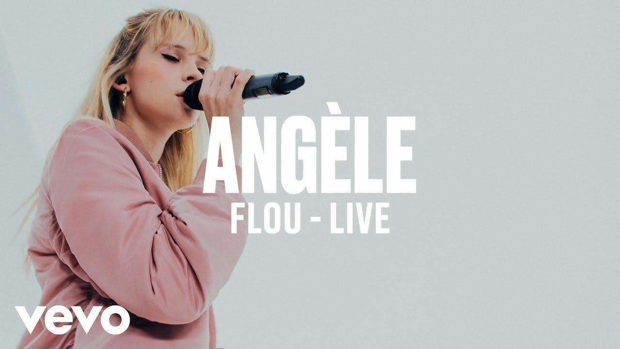 Angèle — Flou (Live) | Vevo DSCVR ARTISTS TO WATCH 2019