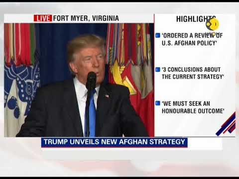 US President clears way for troop increase in Afghanistan