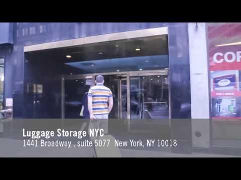 Luggage Storage NYC   New York City Luggage Storage
