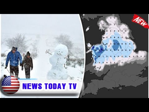 Where will it snow in the uk? latest met office weather forecast and warnings | News Today