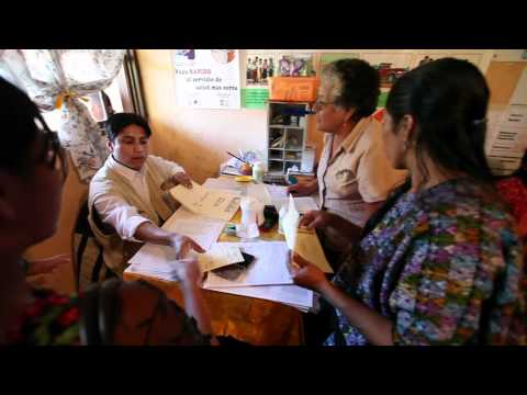 Improving Women's Health Services in Guatemala