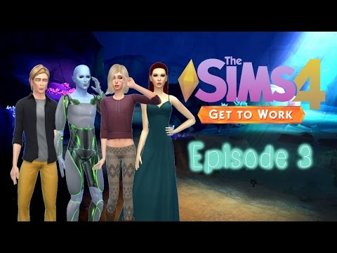 Let's Play the Sims 4: Get to Work Episode...