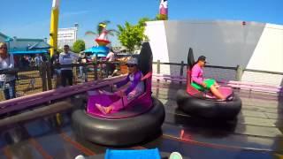 Santa Monica Pier Rides - Santa Monica California