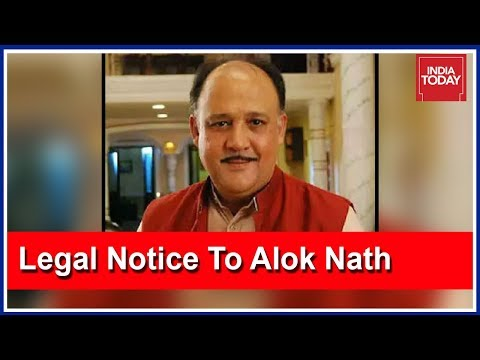 Cine Panel To Send Legal Notice To Alok Nath After Rape Accusations