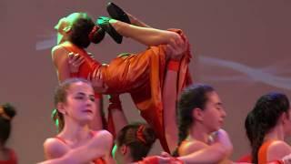 Годишен концерт на танцов клуб Блясък ПЪТУВАНЕ С ТАНЦ -  клип