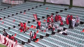ACL ウエスタンシドニーワンダラーズ対鹿島アントラーズ 21.4.2015