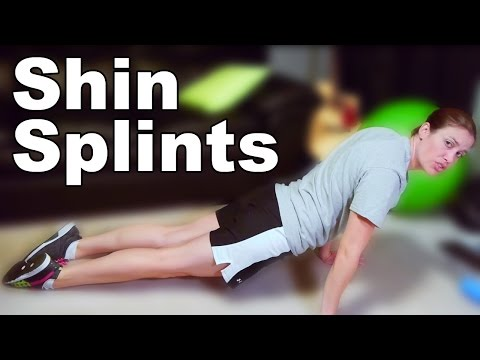 Shin Splints Stretches & Exercises - Ask Doctor Jo