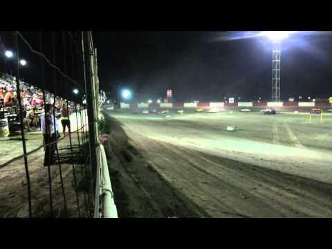 Champion Motor Speedway Honoring Gary Baughman # 2