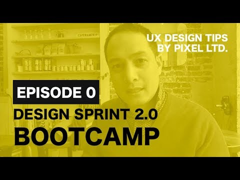 Why Design Sprint Boot Camp With Aj&smart In Vr 360° 4k