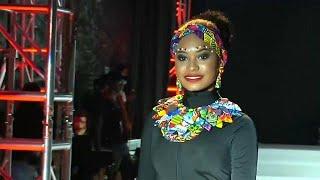 كولومبيا تتزين بالجمال الإفريقي في أسبوع الموضة