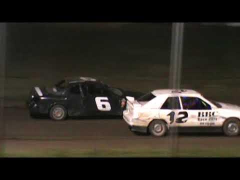 Sport Compact Feature Race Humboldt Speedway 8/25/17