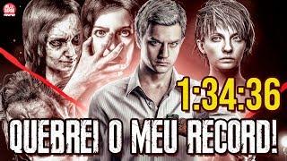 RESIDENT EVIL 7 - MUITO RÁPIDO! || BATI O MEU RECORD EM SPEEDRUN ANY% 1:34:36