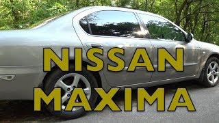 Nissan Maxima лучше Camry 30?  (Ниссан Максима А33)