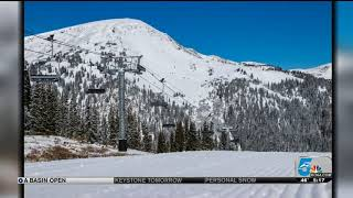 A-Basin and Keystone announce start of ski season