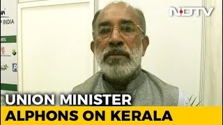 Need This To Rebuild Kerala, Not Food And Clothes, Says Union Minister