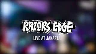 japanese rock band tour indonesia, 16 november 2017 at borneo beer ...