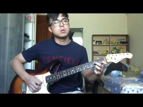 Foo Fighters - Long Road to Ruin (cover)