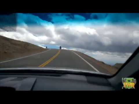 Colorado Mountain Views The Sounds of METAL by SavvaS, Driving UP