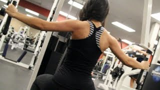 How To Tone & Tighten Your Back with Carli Bybel!