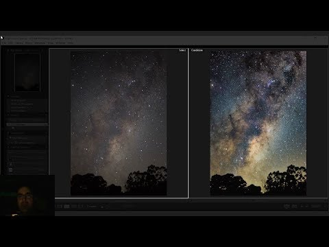 Processing DSLR Astrophotography