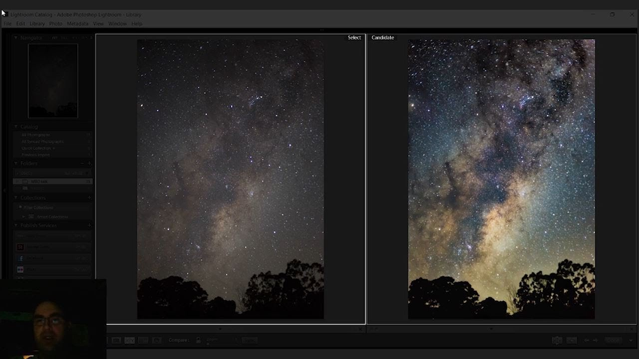 Processing DSLR Astrophotography - YouTube
